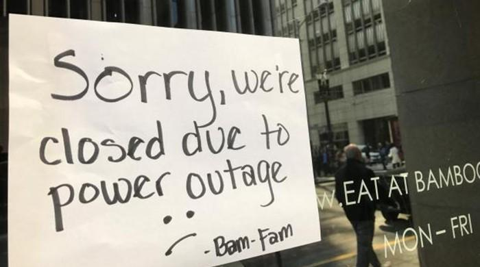 San Francisco power outage hits financial hub for hours