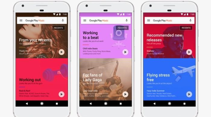 Samsung and Google Play music announce their musical friendship