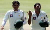 Misbah calls Younis his best partner, hints the 'Mard-e-Buhran' might play on