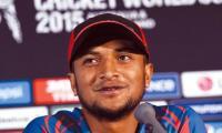 Bangladesh name Shakib as T20 captain