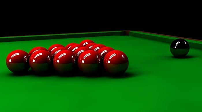 Pakistani cueists off to victorious start in Asian Snooker Championship
