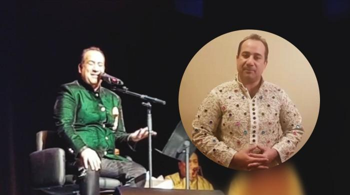 Rahat Fateh Ali overwhelmed by fans' love in Houston concert