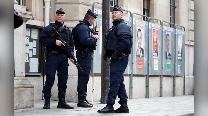 Polling station evacuated in eastern France due to suspicious vehicle