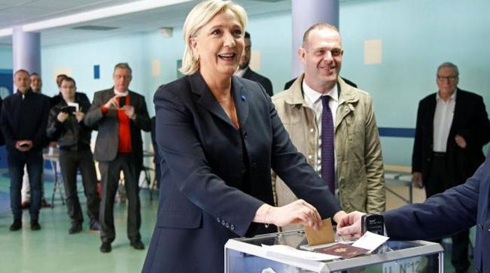 France's place in Europe at issue in vote for president