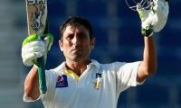 Younis Khan confirms retirement decision is final