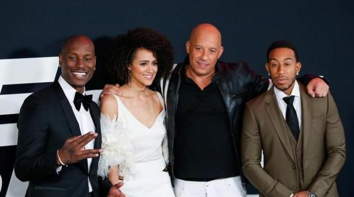 'Fate of the Furious' stays on top; 'Unforgettable,' 'The Promise' so-so