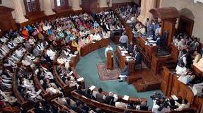 Ruckus in Punjab Assembly as opposition stages protest