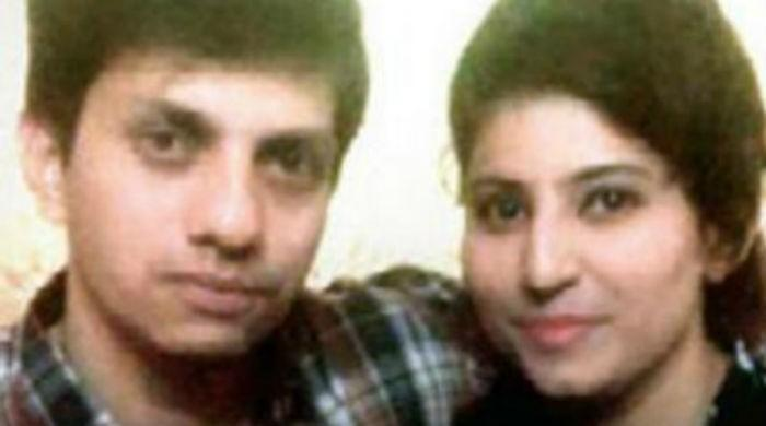 Pakistani woman finally unites with her Indian husband after visa delay