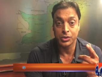 شعیب اختر کا یونس خان کے نام پیغام