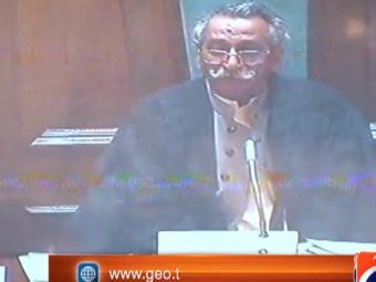 اپوزیشن کے احتجاج کے بعد پنجاب اسمبلی مییں ہنگامہ