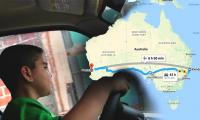 12-year-old kid arrested while driving on 4000-kilometre road trip