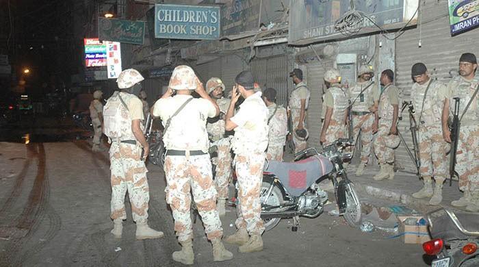 Four Jundullah terrorists killed in Karachi: Pakistan Army