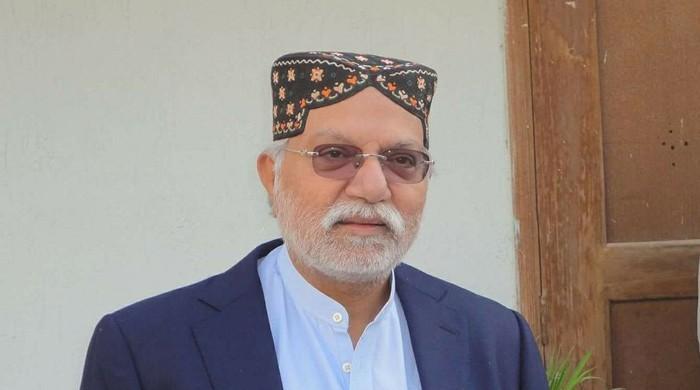 Jam Madad Ali takes oath as Sindh MPA