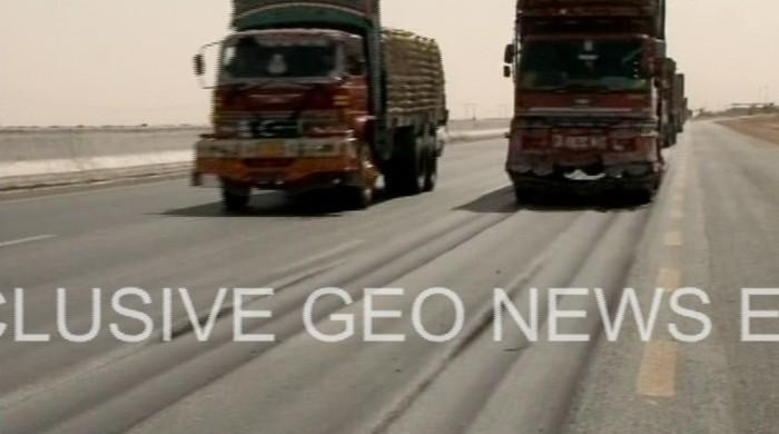 M9 motorway road broken months after PM`s inauguration