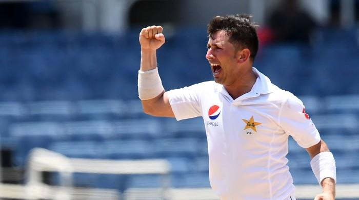 Yasir bags six as Pakistan clinch victory against WI in first Test