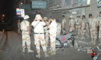 Four Jundullah terrorists killed in Karachi: Pakistan Army