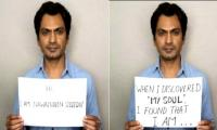 WATCH: Nawazuddin Siddiqui reveals his true identity in this video