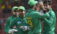 Names finalised for Pakistan's Champions Trophy squad