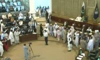 Ruckus in KP Assembly over amendments in KPEC Act
