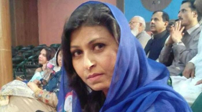 Funeral prayers offered for poetess Farzana Naz in Islamabad