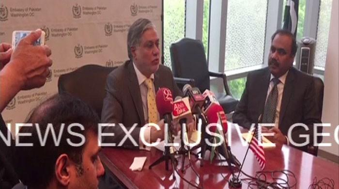 Request has not been made to remove Tariq Fatemi: Dar