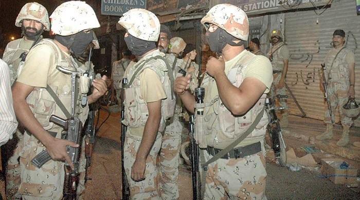 Four Jundullah terrorists killed in Karachi, case registered
