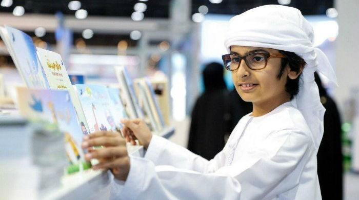 50,000 titles in 30 languages on display at book fair in Abu Dhabi