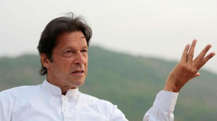 Imran refuses to disclose who made Rs10bn offer