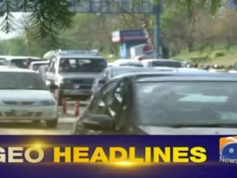 Geo Headlines 09 AM 26-April-2017