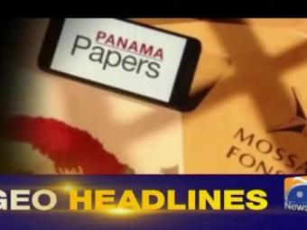 Geo Headlines 10 PM - 26 April 2017