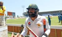 Misbah hopeful Test win will boost team confidence