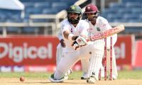 Misbah moves into top 20 of Test batsmen