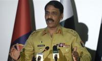 Ehsanullah Ehsan exposed hostile foreign agenda, designs to destabilise Pakistan: DG ISPR