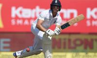 England's Ansari stuns all after announcing retirement at 25