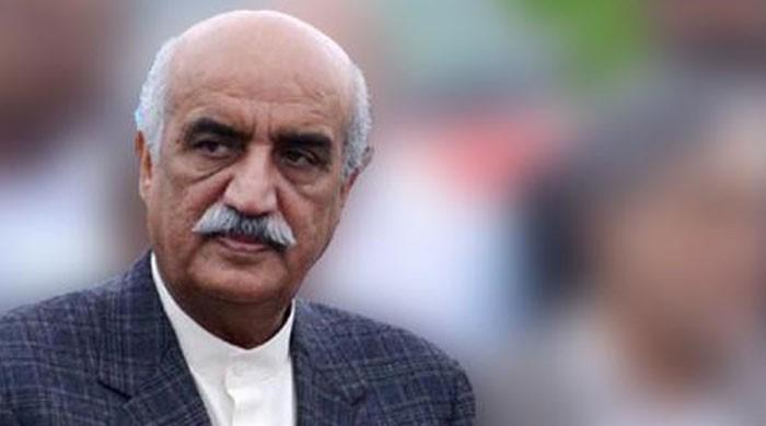 Imran must reveal name of person who offered him Rs10bn: Khursheed Shah