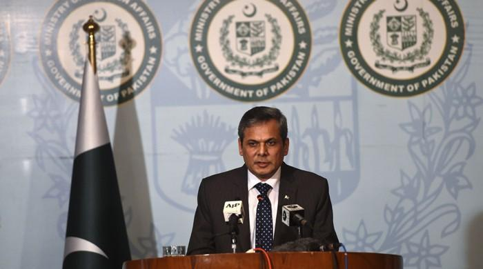 Kulbhushan, Ehsanullah's statements exposed India: FO