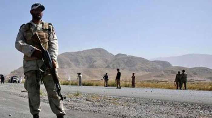 Op Radd-ul Fasaad: Five terrorists killed, nine arrested
