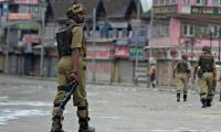Attack on Indian army camp in Kashmir, 5 including officers killed