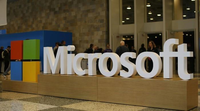 Microsoft quarterly profit up 28 percent at $4.8 bn