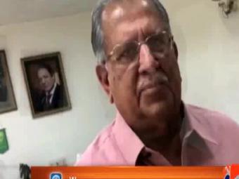 وفاقی وزیر ریاض پیرزادہ مستعفی، مداخلت کا الزام وزیراعظم کے پرنسپل سیکرٹری