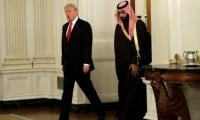 Trump complains Saudis not paying fair share for US defence