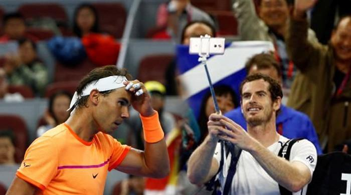 Murray, Nadal reach Barcelona semi-finals