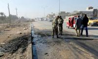 Car bomb blast kills three in central Baghdad: medics