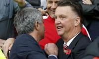 Mourinho thanks Van Gaal for United spirit