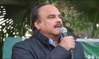 Govt trying to hide the truth: PTI's Naeem-ul-Haque