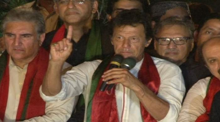 Karachi always first to raise voice against injustice: Imran Khan