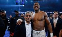 Boxing: Joshua stops Klitschko in 11th round of heavyweight epic