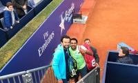 Aisam, Mergea storm into Barcelona Open men's doubles finals