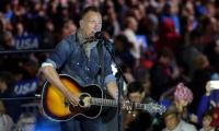 Springsteen recounts struggle to live outside bliss of rock songs