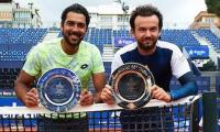 Qureshi, Mergea clinch maiden team title in Barcelona